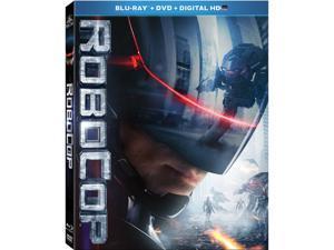 RoboCop (Blu-Ray) Joel Kinnaman, Michael Keaton, Samuel L. Jackson, Abbie Cornish, Gary Oldman