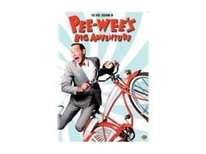 Pee-Wee's Big Adventure (1985 / DVD) Susan Barnes, Simmy Bow, James Brolin, Luis Contreras, Lou Cutell