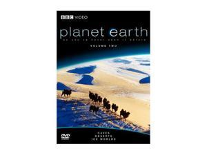 Planet Earth,Vol.2: Caves/Deserts/Ice Worlds(DVD/WS/ENG/FREN/SPAN) David Attenborough