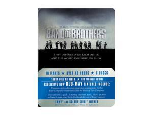 Band Of Brothers (Blu-Ray / WS / Original recording remastered) Scott Grimes, Damian Lewis, Ron Livingston, Shane Taylor, Donnie Wahlberg