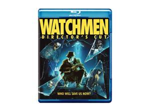 Watchmen (Director's Cut + BD-Live) [Blu-ray] (2009)