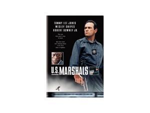 U.S. Marshals Tommy Lee Jones, Wesley Snipes, Robert Downey Jr., Kate Nelligan, Joe Pantoliano, Irene Jacob, Daniel Roebuck, Tom Wood, Latanya Richardson, Michael Paul Chan