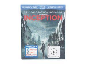 Inception (Blu-ray & DVD Combo/WS)