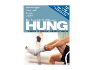 Hung: The Complete First Season (BLU-RAY / 2 DISC / WS-16X9) Thomas Jane, Jane Adams, Anne Heche, Charlie Saxton, Eddie Jemison, Sianoa Smit-McPhee, Rebecca Creskoff