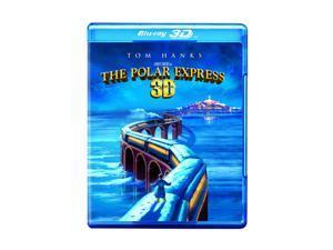 The Polar Express (3-D Blu-ray) Tom Hanks (voice), Peter Scolari (voice), Eddie Deezen (voice), Michael Jeter (voice), Nona Gaye (voice)