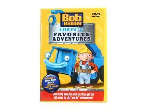 Bob The Builder: Lofty's Favorite Adventures (DVD)