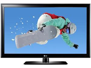 "LG 55"" Class (54.6"" Diag.) 1080p 120Hz LCD HDTV 55LK520"