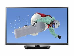 "LG 60"" Class (59.8"" Diag.) 1080p 600Hz Plasma HDTV 60PA6500"