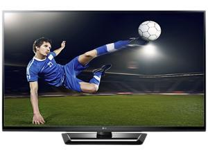 "LG 60"" Class (59.8"" Diag.) 1080P 600 Hz Slim 3D Plasma TV with Smart TV 60PM6700"