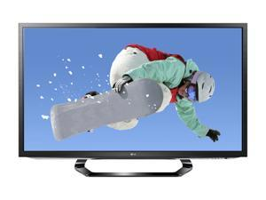 "LG 47"" Class 1080p 120Hz LED-LCD Cinema 3D Smart TV 47LM6200"