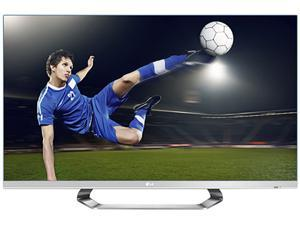 "LG 55"" Class 1080p 120Hz LED-LCD Cinema 3D Smart TV 55LM6700"