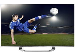 "LG 55"" Class 1080p 480Hz LED-LCD Cinema 3D Smart TV 55LM9600"