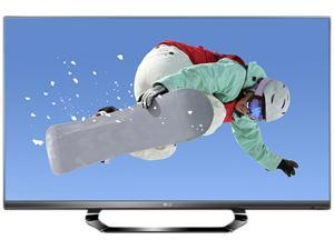 "LG 47"" 1080p 120Hz LED-Backlit Cinema 3D Smart LCD HDTV 47LM6400"