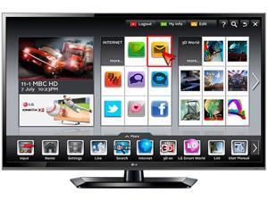 "LG 60"" 1080p 120Hz LED-LCD HDTV 60LS579C"