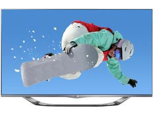 "LG 60"" Class 1080p 240Hz 3D Smart LED TV - 60LA7400"