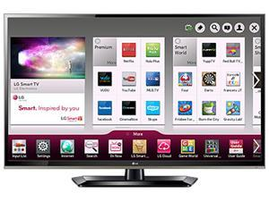 "LG 60"" Class 1080p 120Hz LED TV with SmartTV, 60LS5700"