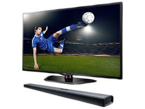 "LG 47"" 1080p TruMotion 120Hz LED-LCD HDTV + Sound Bar 47LN5790"