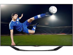 """LG 50"""" 3D 1080p 120Hz LED Smart HDTV, 50LA6970"""