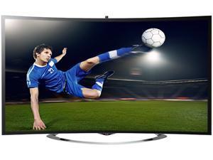 """LG 65"""" 4K Curved OLED Smart TV 65EC9700"""