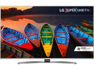 LG Electronics 65UF7700 65-Inch 4K Ultra HD Smart LED TV, Black