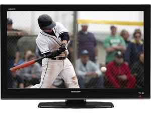"Sharp AQUOS 32"" Class (31.5"" Diag.) 720p LCD HDTV LC-32D59U"