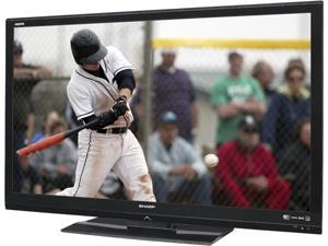 "Sharp AQUOS LC-42LE540U 42"" 1080p LED TV - 16:9 - HDTV 1080p - 120 Hz"