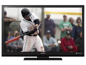 "Sharp AQUOS LC-46LE540U 46"" 1080p LED TV - 16:9 - HDTV 1080p - 120 Hz"