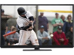 "Sharp 60"" Class (60 1/32"" diagonal) 1080p 240Hz LED-LCD HDTV w/ 2 Glasses LC-60LE847KIT"