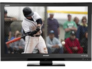 "Sharp AQUOS Series 32"" Class (31-1/2"" diagonal) 720p 60Hz LED-LCD HDTV LC-32LE440U"