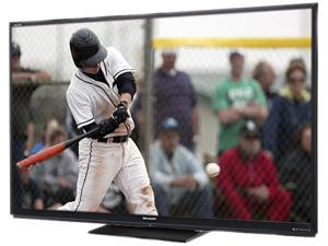 "Sharp AQUOS 70"" 3D 120Hz Internet LED HDTV, LC70LE745U"