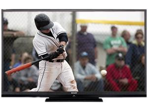 "Sharp Aquos 70"" Class (69-1/2"" Diagonal) 1080p 120Hz LED-LCD HDTV LC70LE640U"