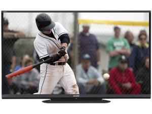 "Sharp Aquos 70"" Class (69.5"" Diagonal) 1080p 120Hz LED-LCD HDTV - LC70LE550U"