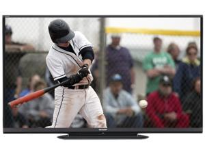 "Sharp 70"" 1080p 120Hz LED-LCD HDTV - LC70LE650U"