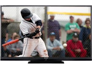 "Sharp 70"" 1080p 120Hz LED-LCD HDTV LC70LE600U"