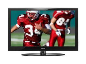 "SAMSUNG 46"" 1080p LCD HDTV LN46A500"