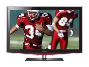 "Samsung 65"" 1080p 120Hz LCD HDTV LN65B650"