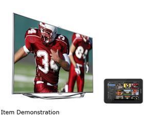 "Samsung 60"" 1080p 240Hz LED HDTV and Blu-ray Player Bundle UN60ES8000/BD-E5900"
