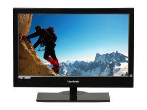 "ViewSonic 19"" Class (18.5"" Diag.) 720p 60Hz LED HDTV VT1901LED"