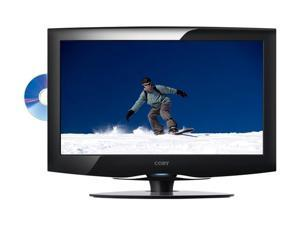 "COBY  TFDVD2295  22""  Black  720p LCD HDTV With Built-In DVD Player"