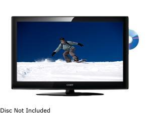 "COBY TFDVD3299 32"" Black High-Definition TV with DVD Player"