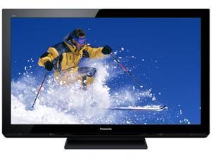 """Panasonic Viera 46"""" 720p 600Hz Plasma HDTV TC-P46X3"""