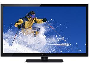 """Panasonic 47"""" Class (46.9"""" Diag.) LED HDTV - TCL47E5"""