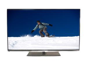 "JVC 55"" 3-D Ready 1080p 120Hz LED-LCD HDTV JLE55SP4000"