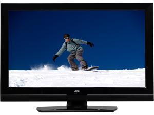 """JVC BlackCrystal  3002 32"""" Class (31.55"""" Diag.) 720p 60Hz LCD HDTV JLC32BC3002"""