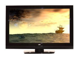 """JVC BlackCrystal 32"""" Class (31.55"""" diagonal) 1080p 60Hz LCD HDTV JLC32BC3000"""