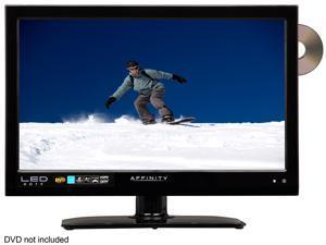 "Affinity 19"" Class (18.5"" Diag.) 720p 60Hz LED HDTV, DVD combo, LE1939D"