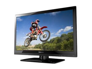 "Toshiba 19"" Class (18.5"" Diag.) 720p 60Hz LED-LCD HDTV 19SL410U"