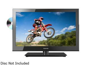 "TOSHIBA 24V4210U 24"" 60Hz LED-Backlit LCD TV/DVD Combo"