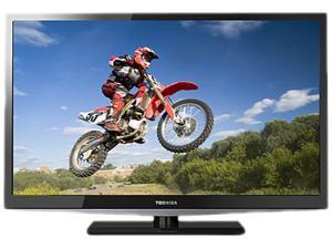 """Toshiba 50"""" Class (49.11"""" Diag.) 1080p 60Hz LED HDTV 50L2200U"""