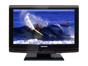 "MAGNAVOX 19MD301B/F7 19"" Class (18.5"" Diag.) Black LCD TV with Built-in DVD Player"